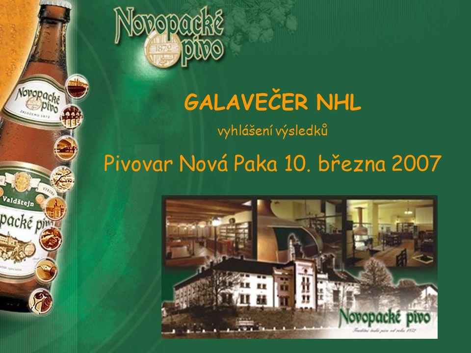 Pivovar Nová Paka 10. března 2007