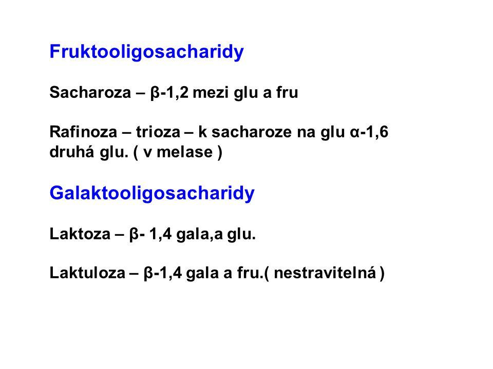 Fruktooligosacharidy