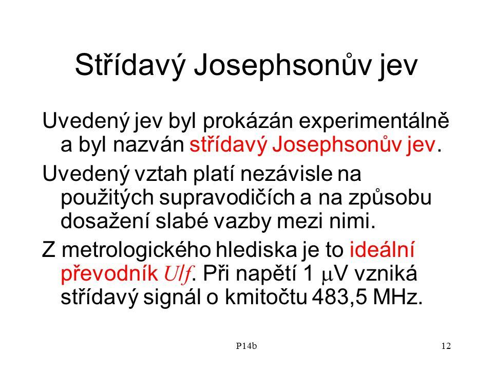 Střídavý Josephsonův jev