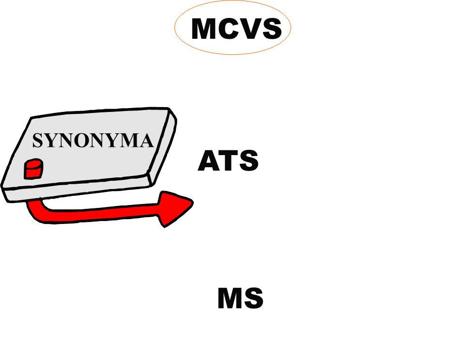 MCVS SYNONYMA ATS MS
