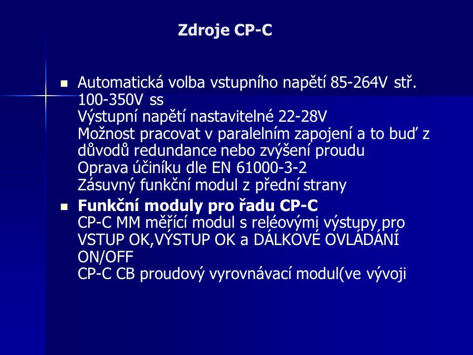 Zdroje CP-C