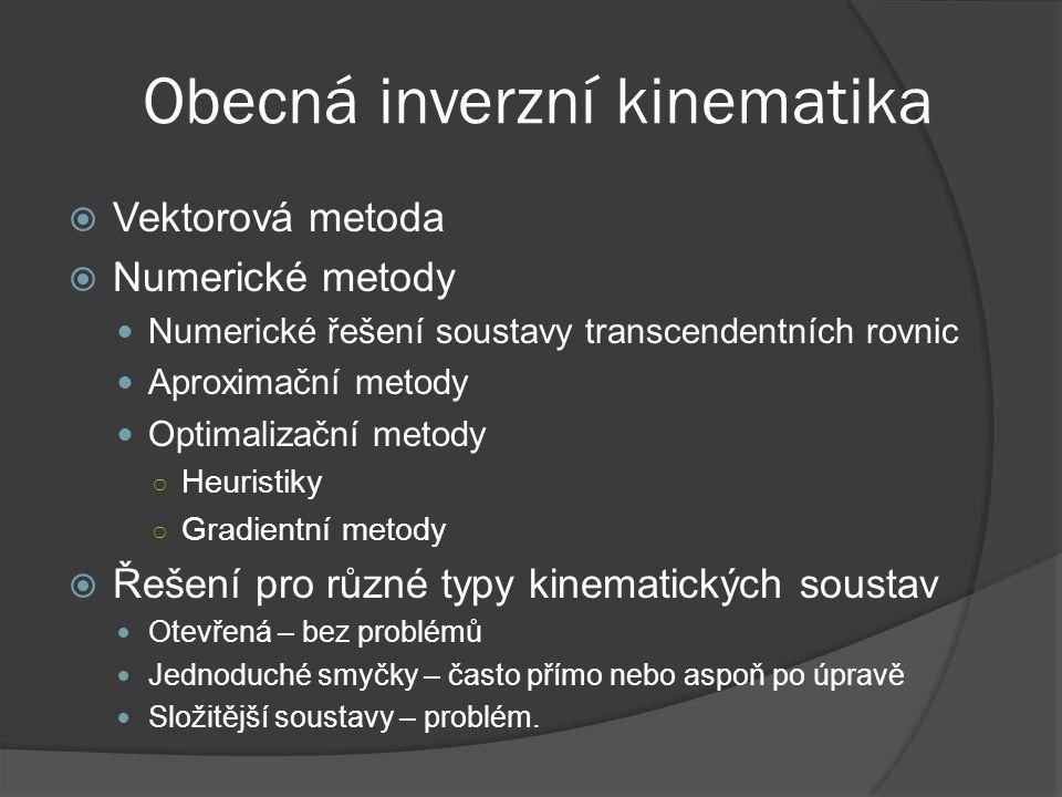 Obecná inverzní kinematika