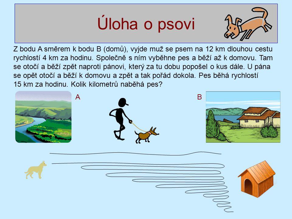 Úloha o psovi
