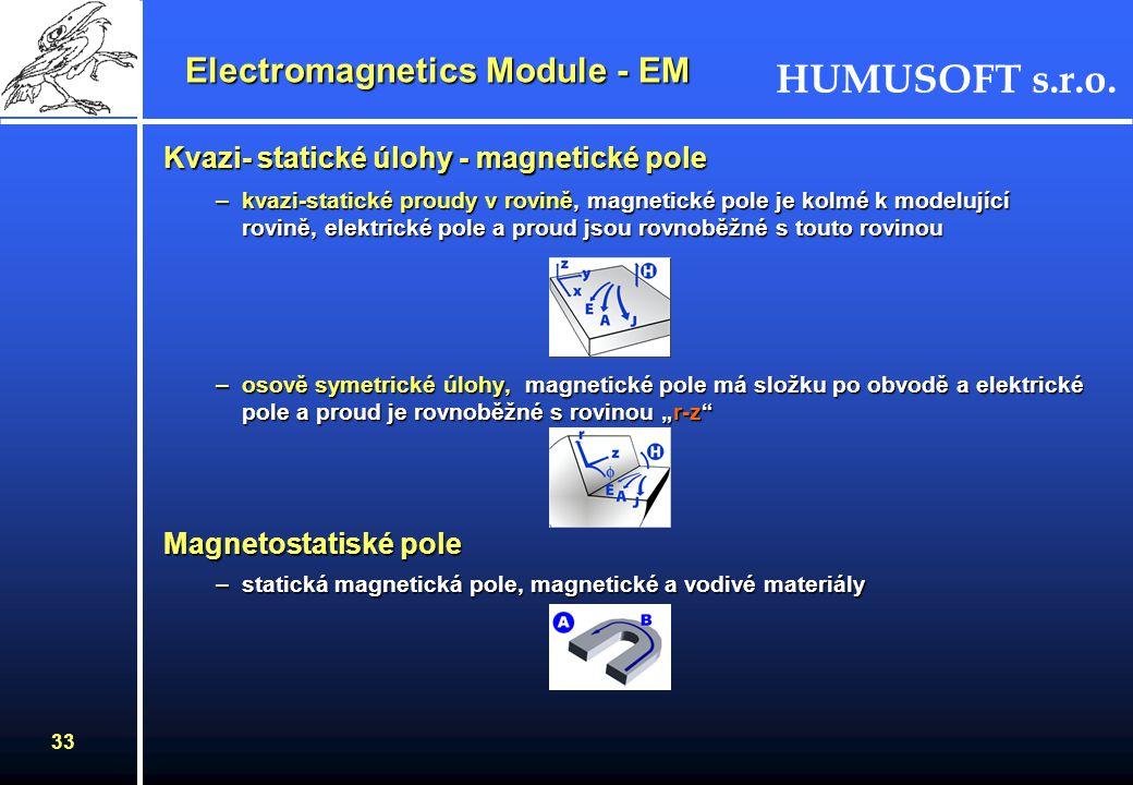 Electromagnetics Module - EM