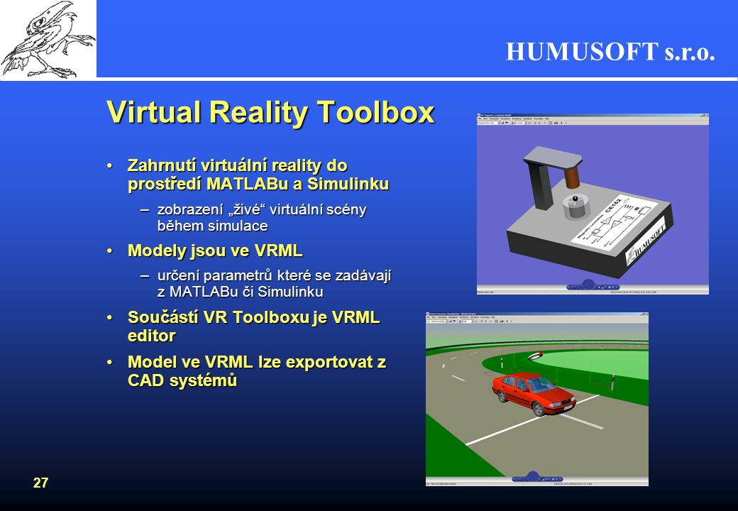 Virtual Reality Toolbox