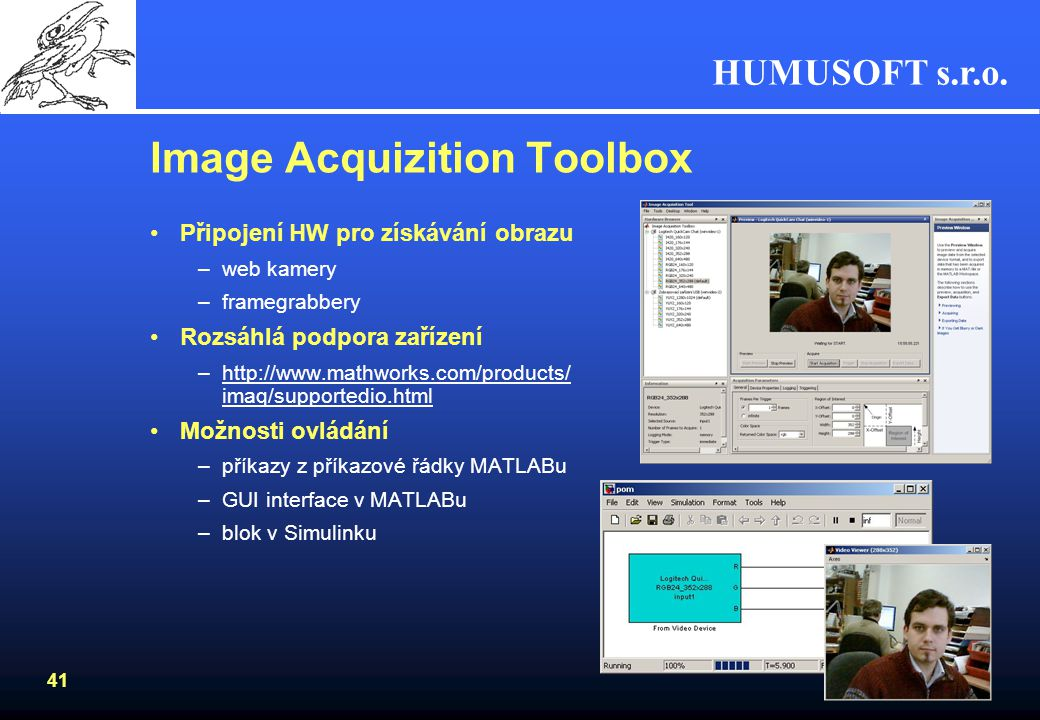 Image Acquizition Toolbox