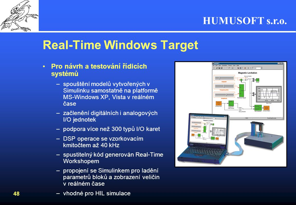 Real-Time Windows Target