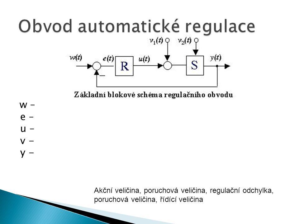 Obvod automatické regulace
