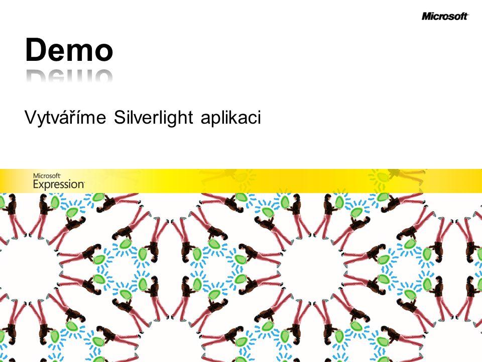 Vytváříme Silverlight aplikaci