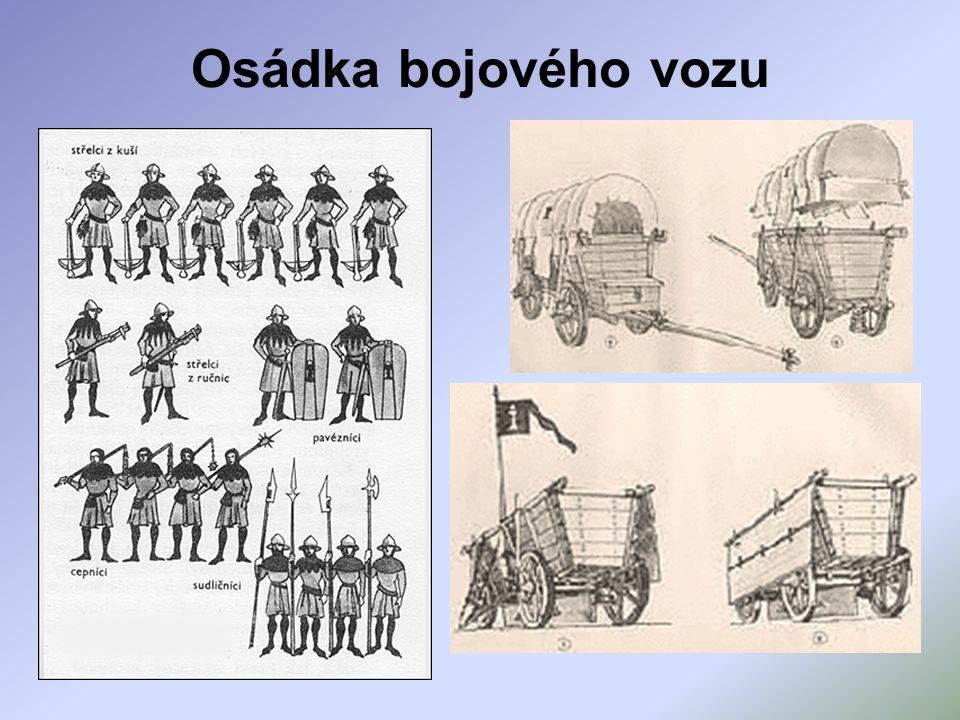 Osádka bojového vozu