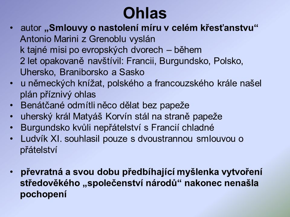 Ohlas