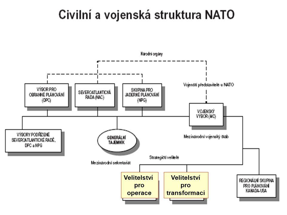 Velitelství pro operace Velitelství pro transformaci