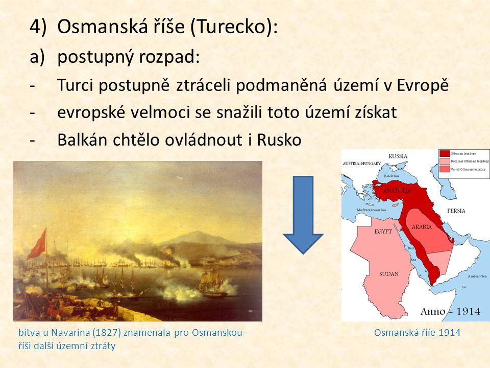 Osmanská říše (Turecko):