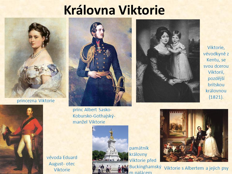 vévoda Eduard August- otec Viktorie