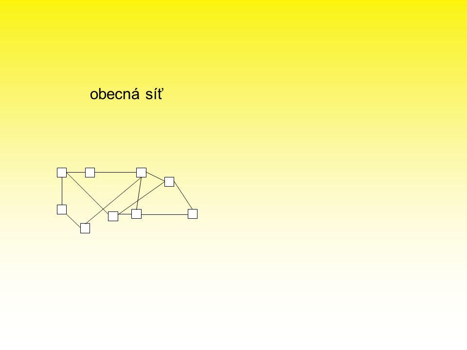 obecná síť