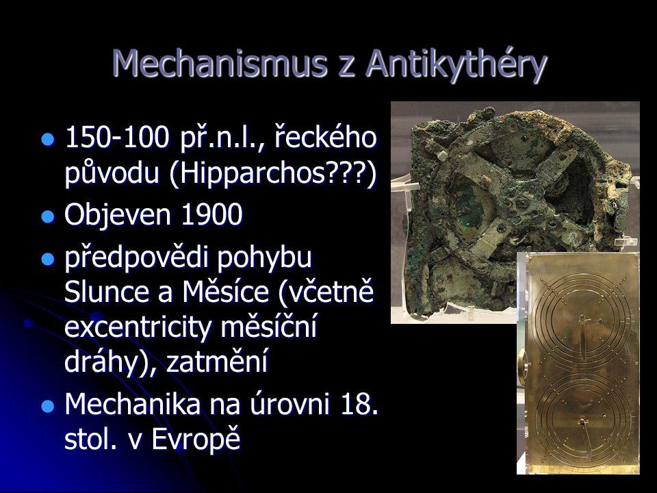 Mechanismus z Antikythéry