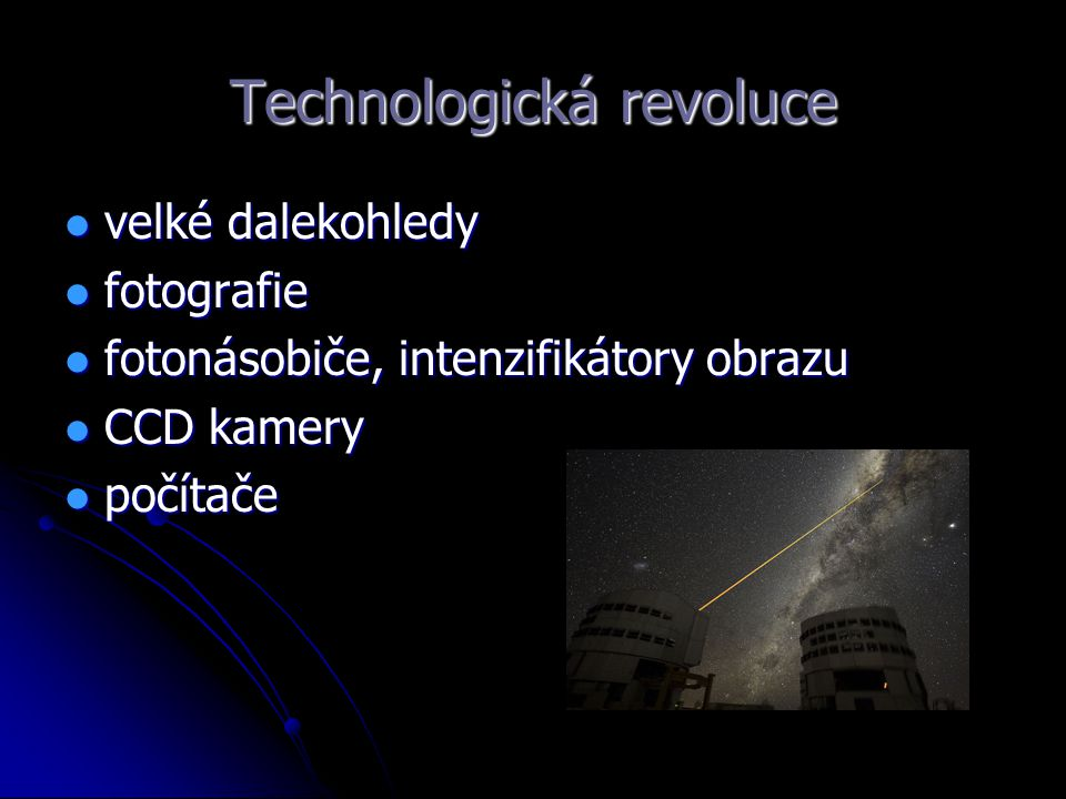 Technologická revoluce