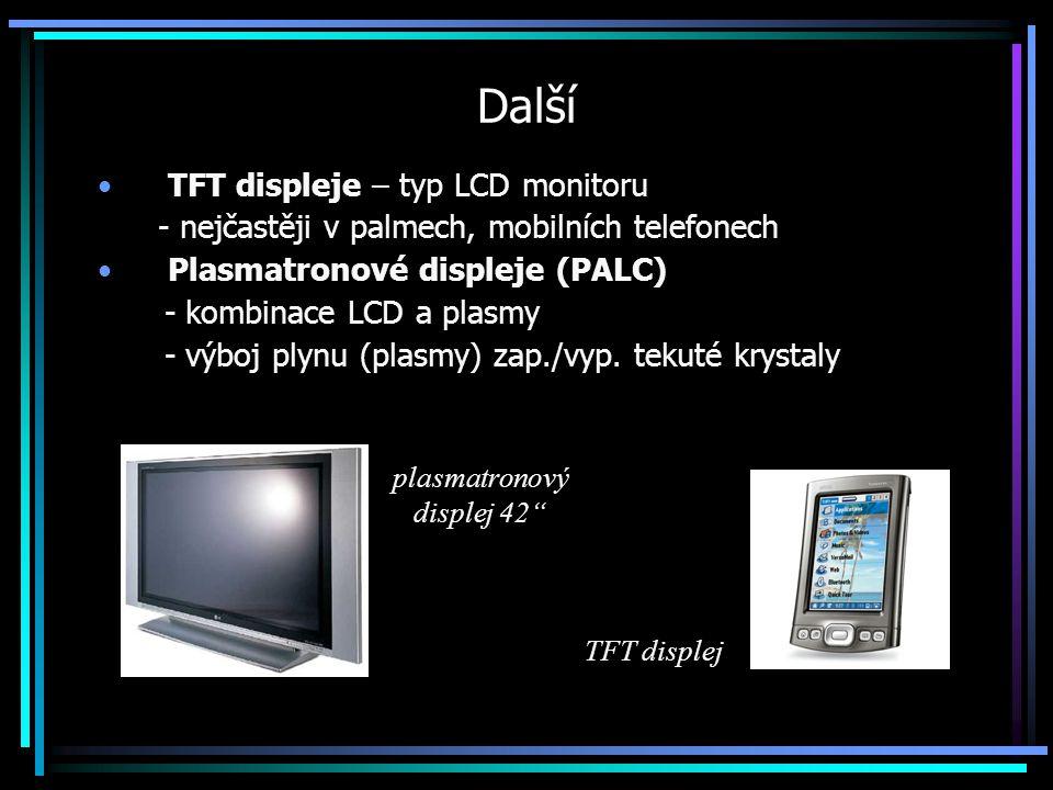 plasmatronový displej 42