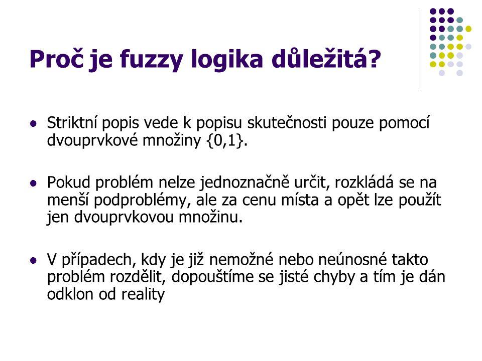 Proč je fuzzy logika důležitá
