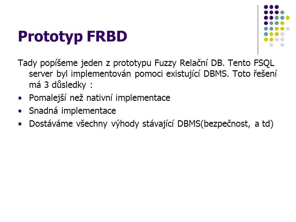 Prototyp FRBD