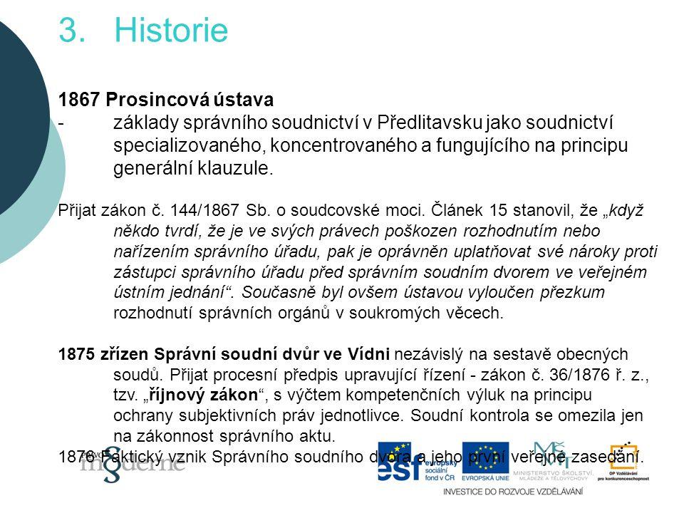Historie 1867 Prosincová ústava