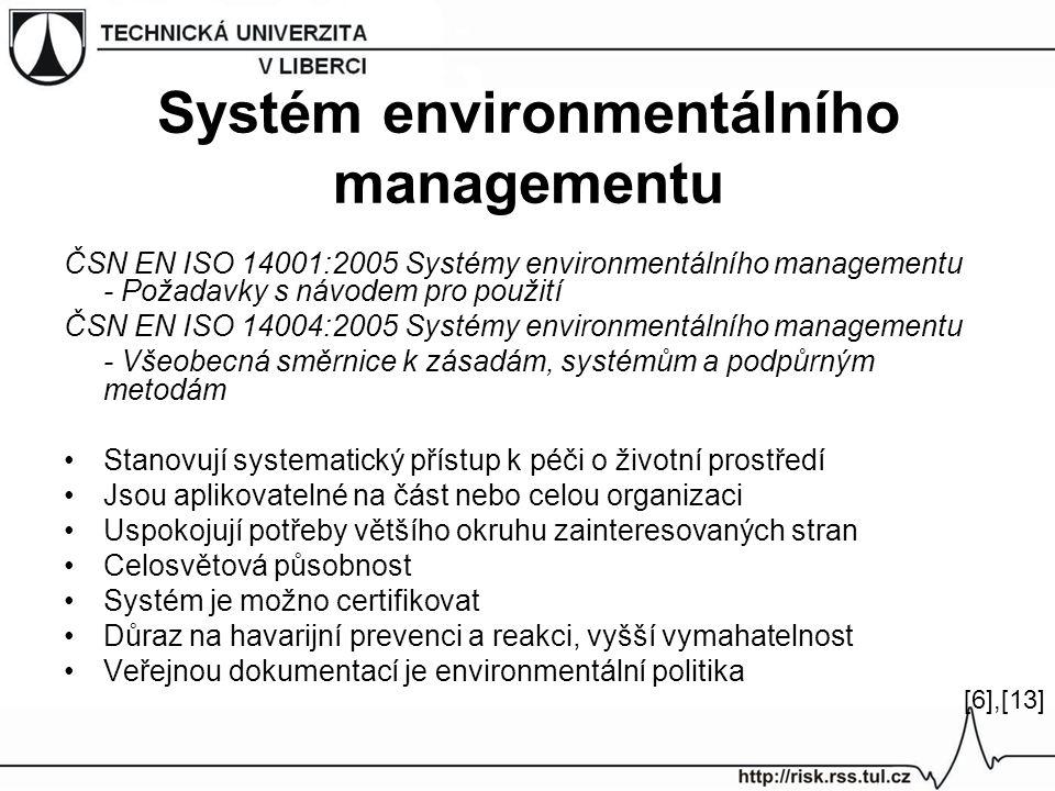 Systém environmentálního managementu