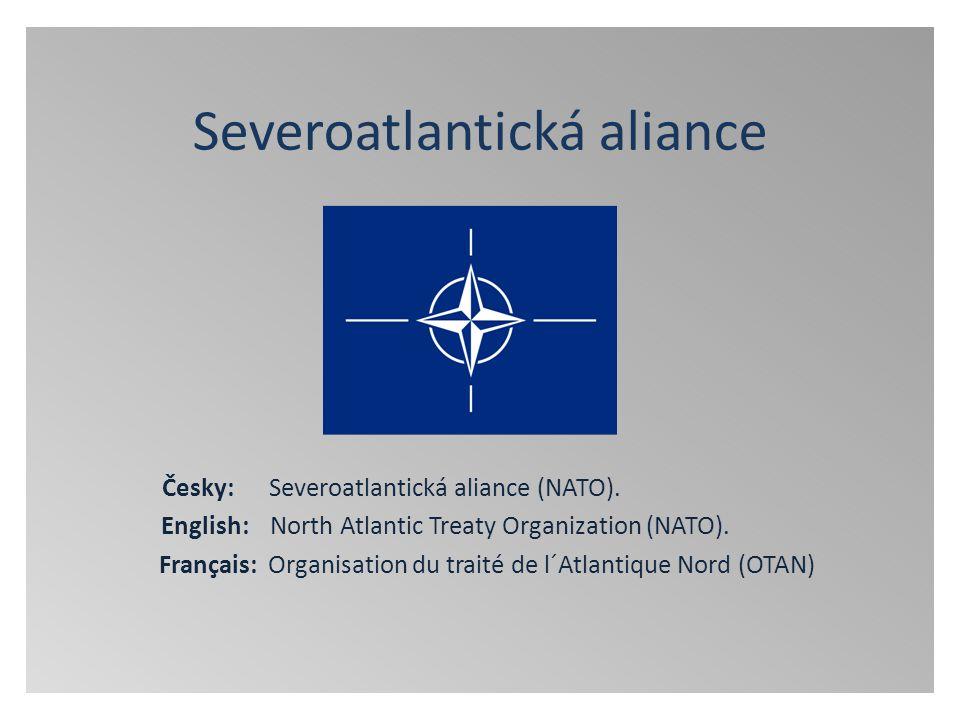 Severoatlantická aliance
