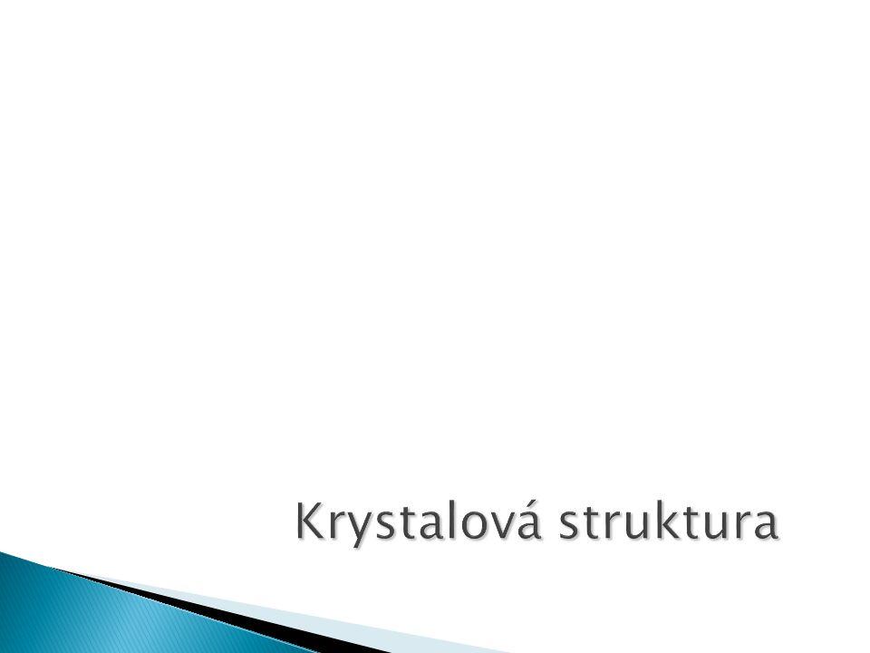 Krystalová struktura