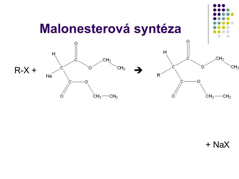 Malonesterová syntéza