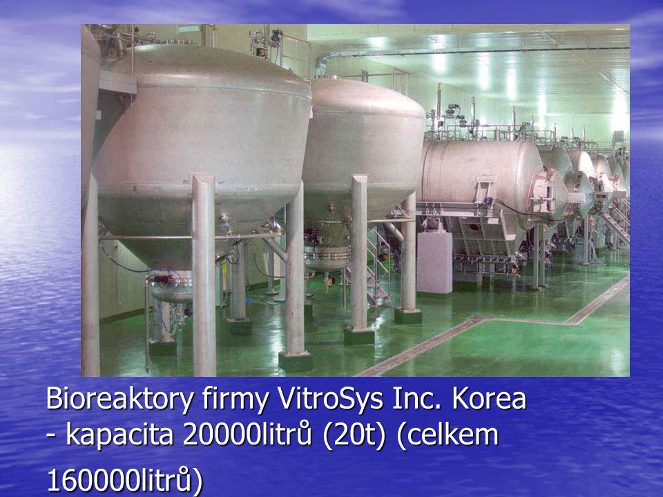 Bioreaktory firmy VitroSys Inc
