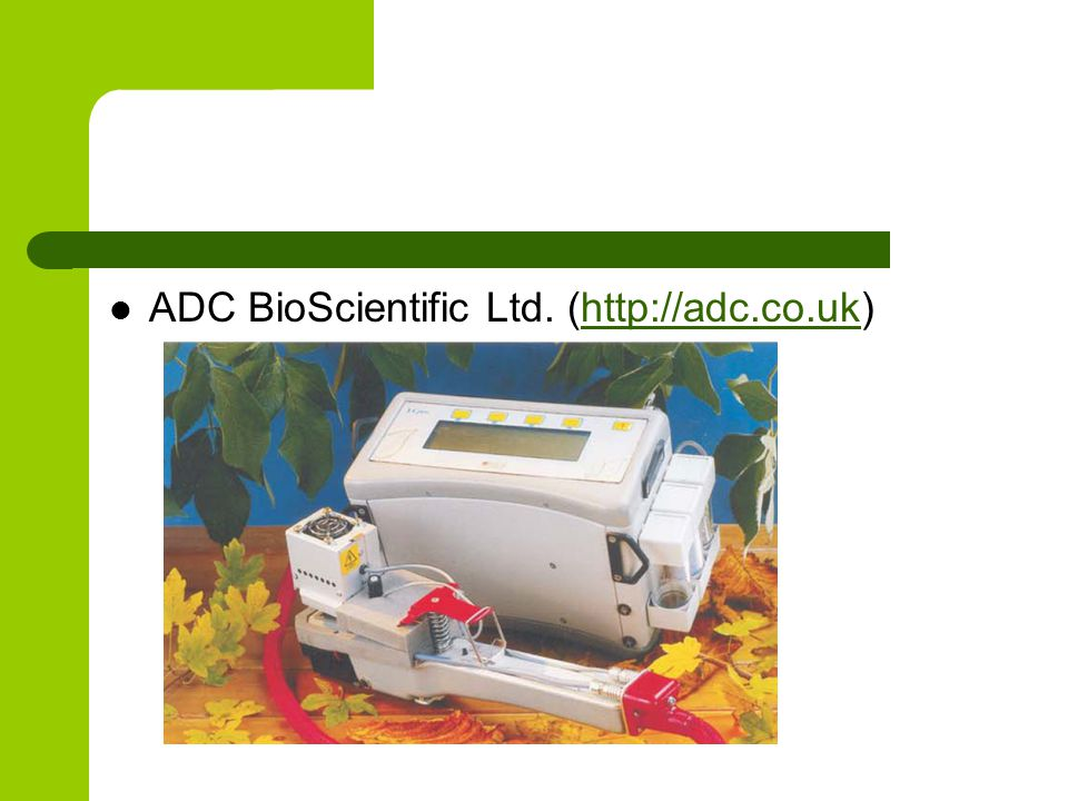 ADC BioScientific Ltd. (http://adc.co.uk)