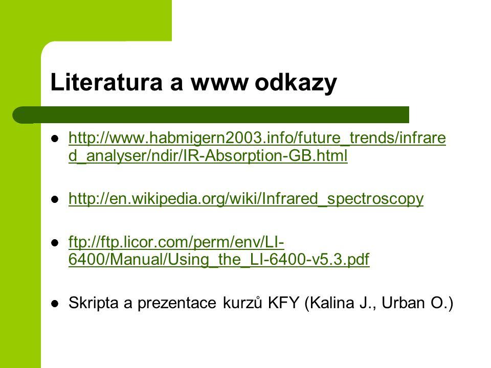 Literatura a www odkazy