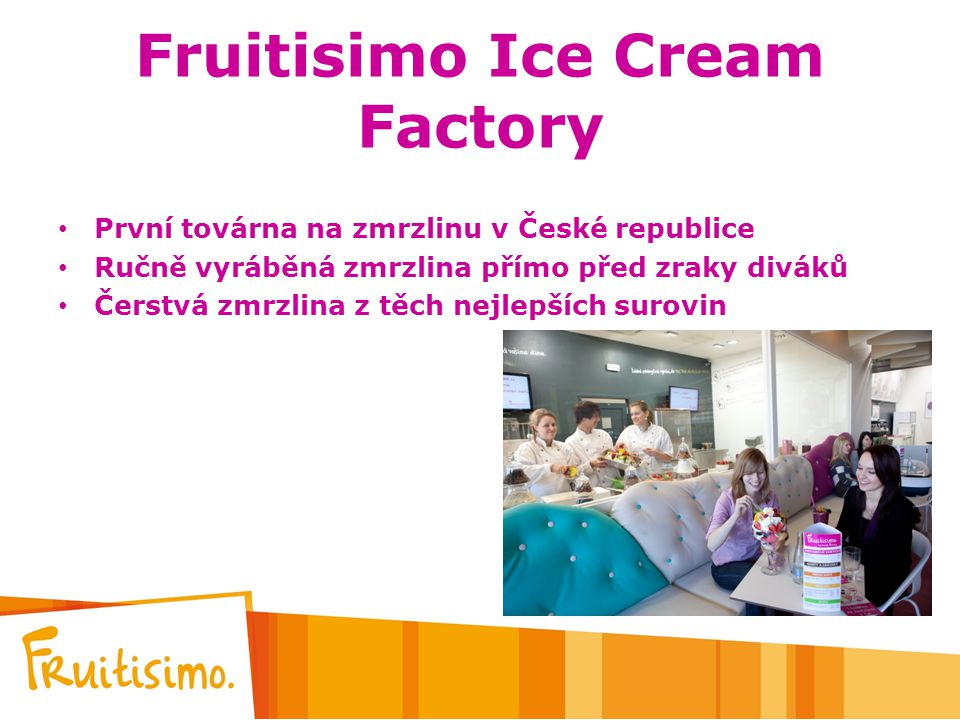Fruitisimo Ice Cream Factory