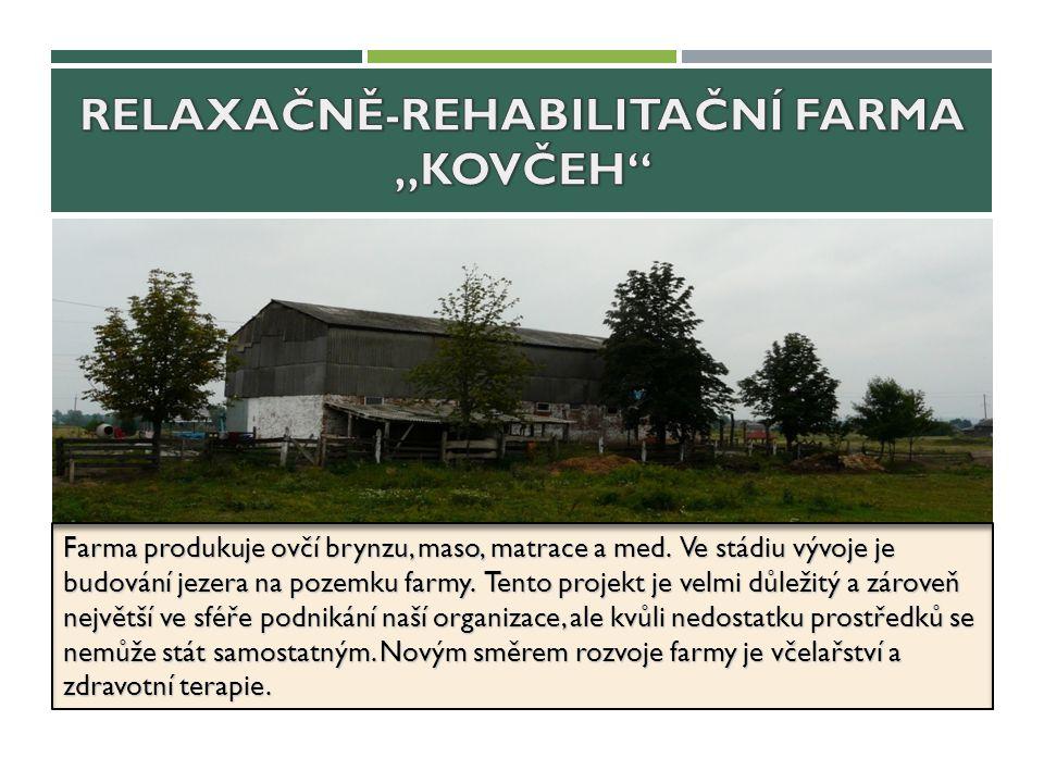 "Relaxačně-rehabilitační farma ""Kovčeh"