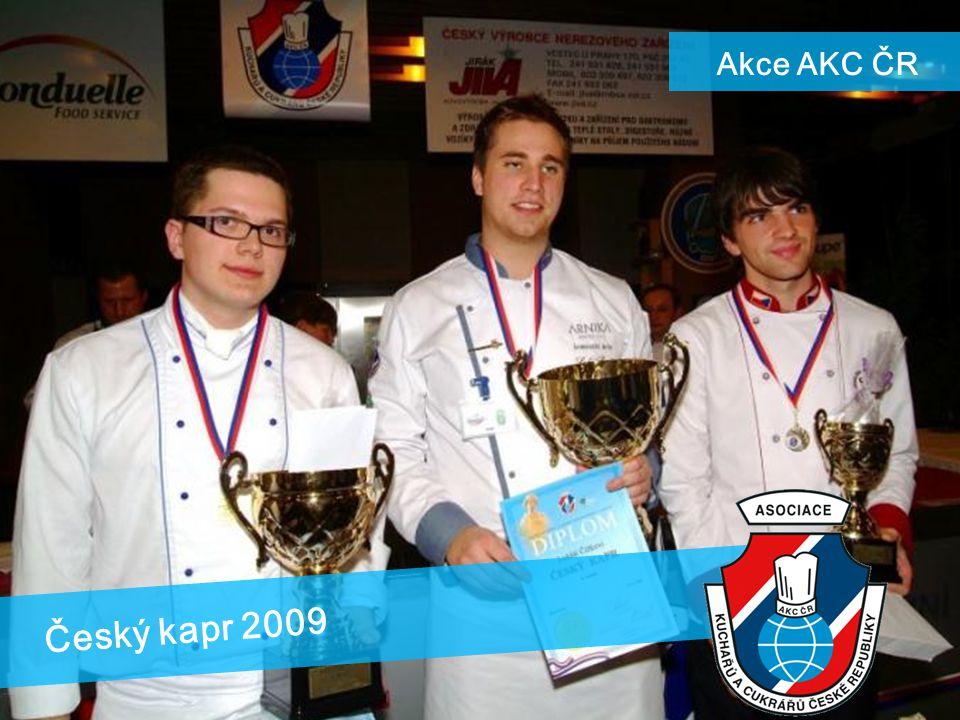 Akce AKC ČR Český kapr 2009