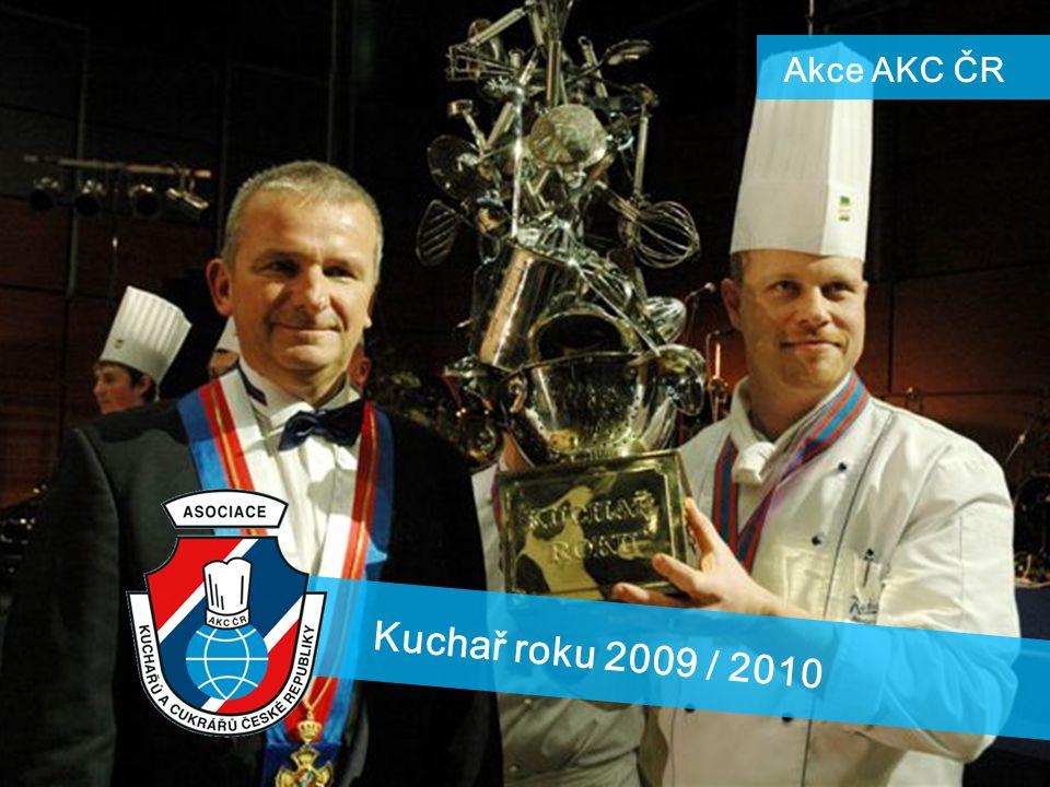 Akce AKC ČR Kuchař roku 2009 / 2010