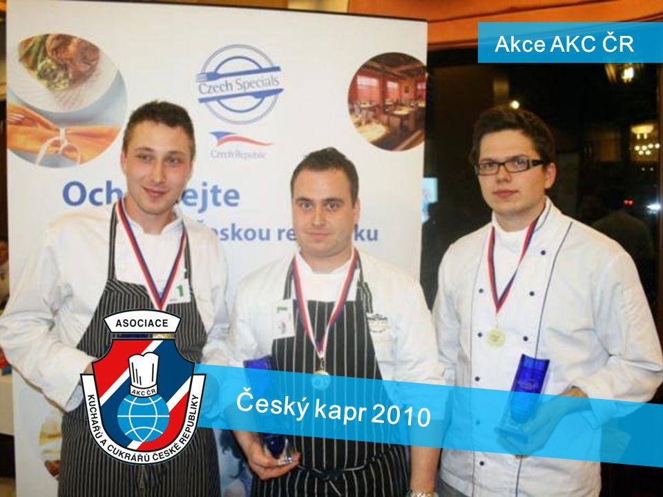 Akce AKC ČR Český kapr 2010