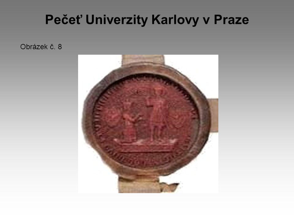 Pečeť Univerzity Karlovy v Praze