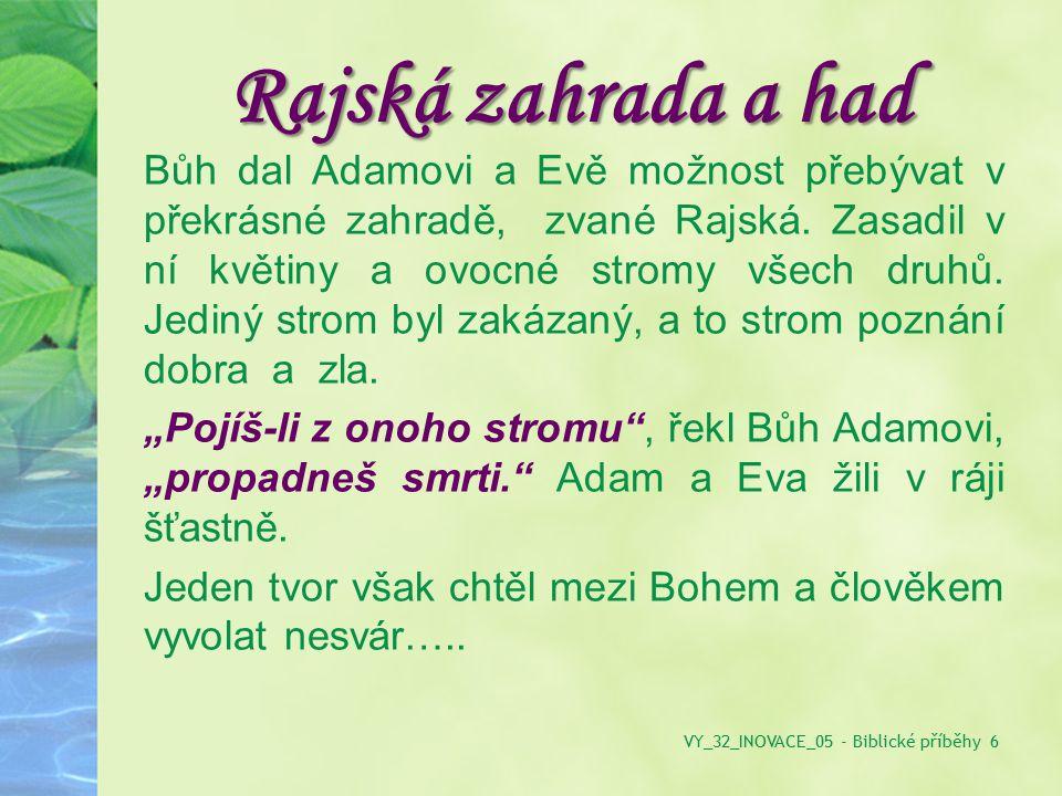 VY_32_INOVACE_05 - Biblické příběhy