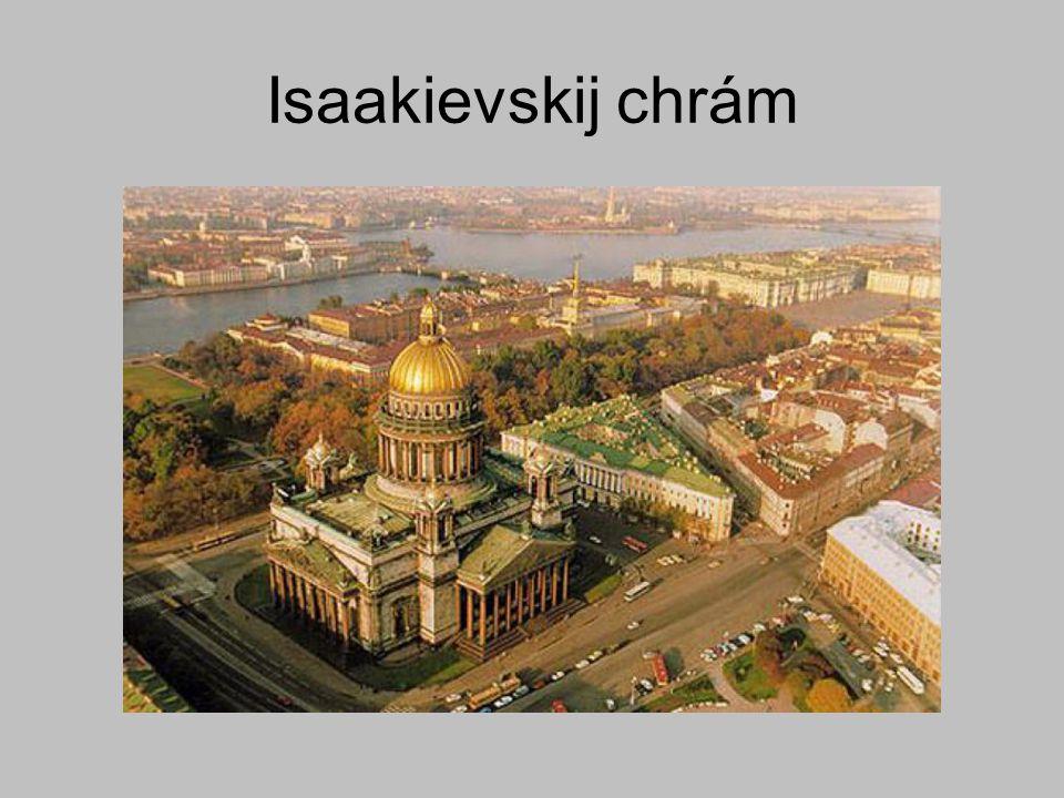 Isaakievskij chrám