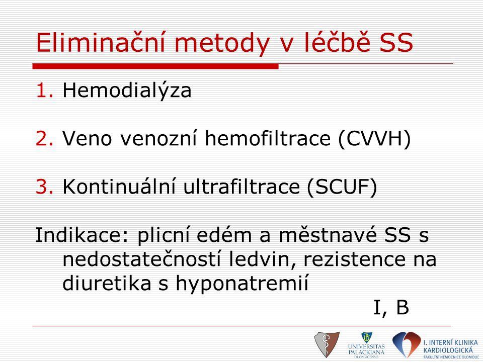 Eliminační metody v léčbě SS