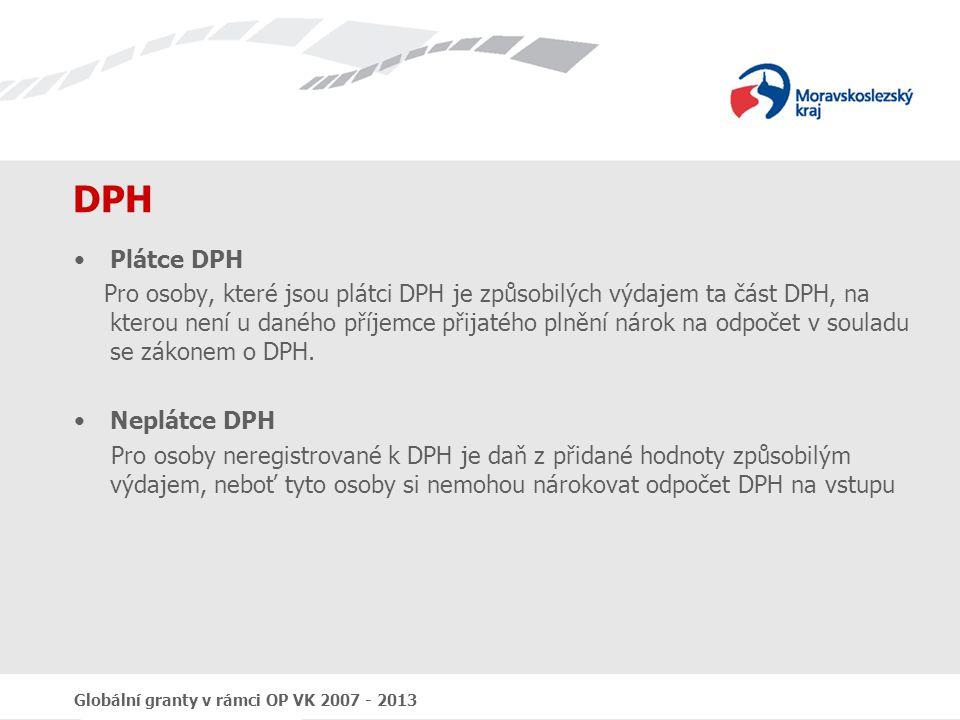 DPH Plátce DPH.