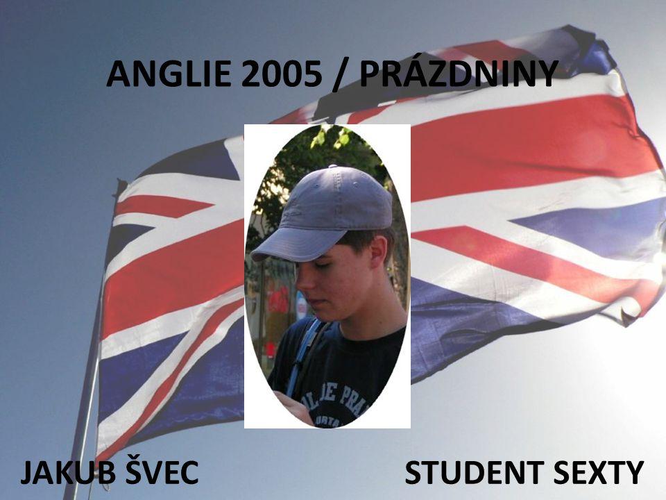 JAKUB ŠVEC STUDENT SEXTY