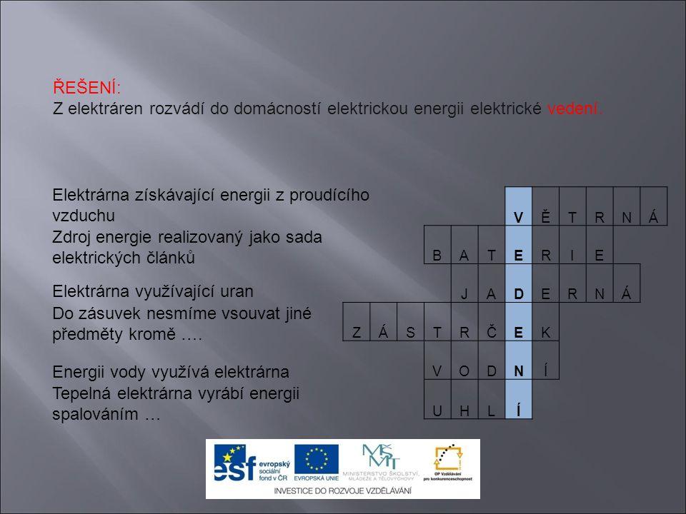 Elektrárna získávající energii z proudícího vzduchu