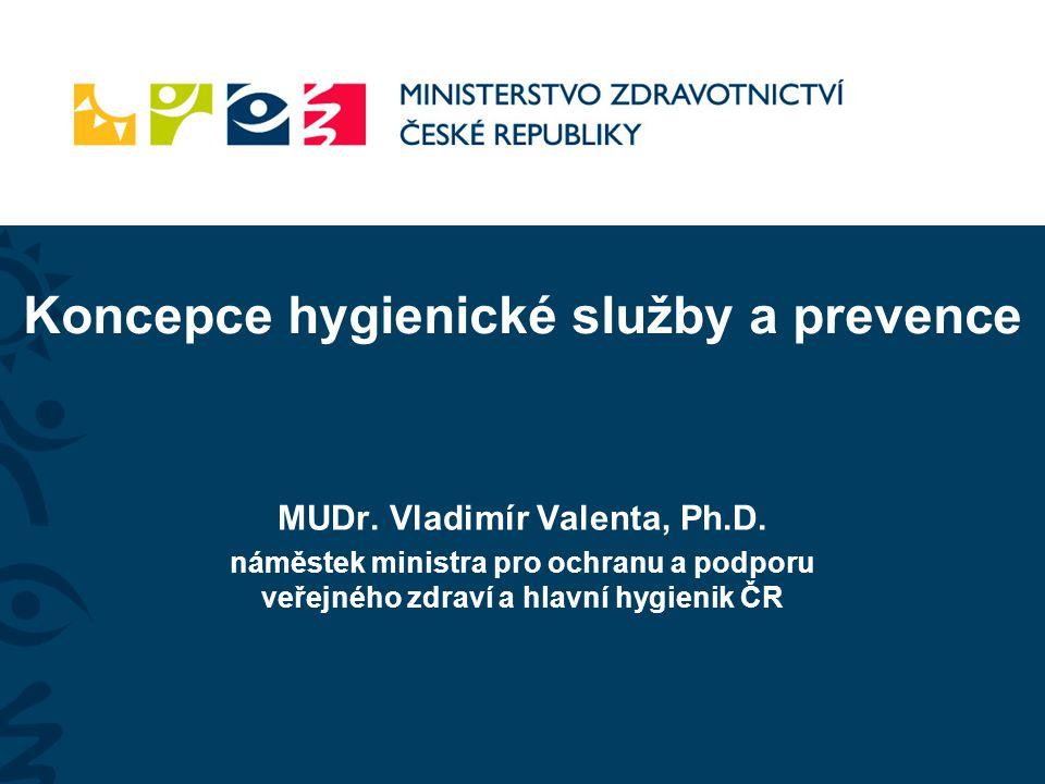 Koncepce hygienické služby a prevence