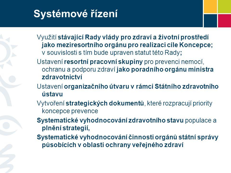 Systémové řízení