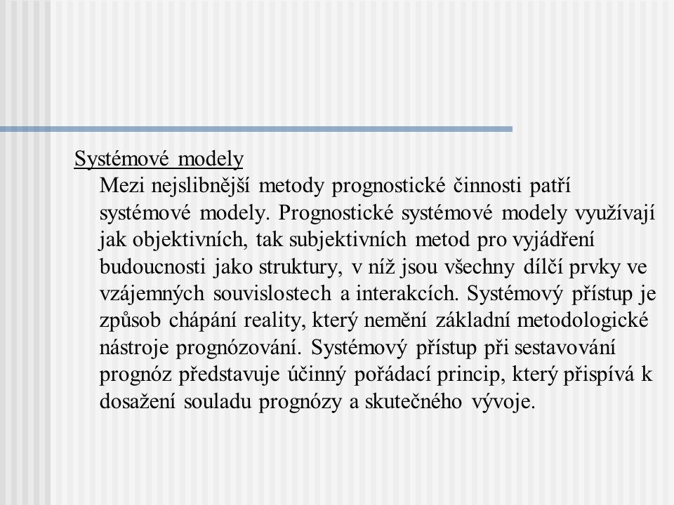 Systémové modely