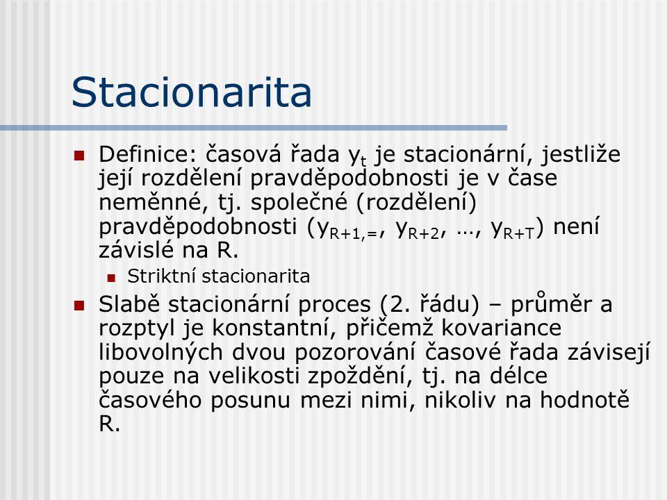 Stacionarita