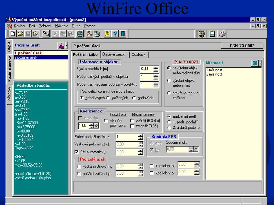 WinFire Office