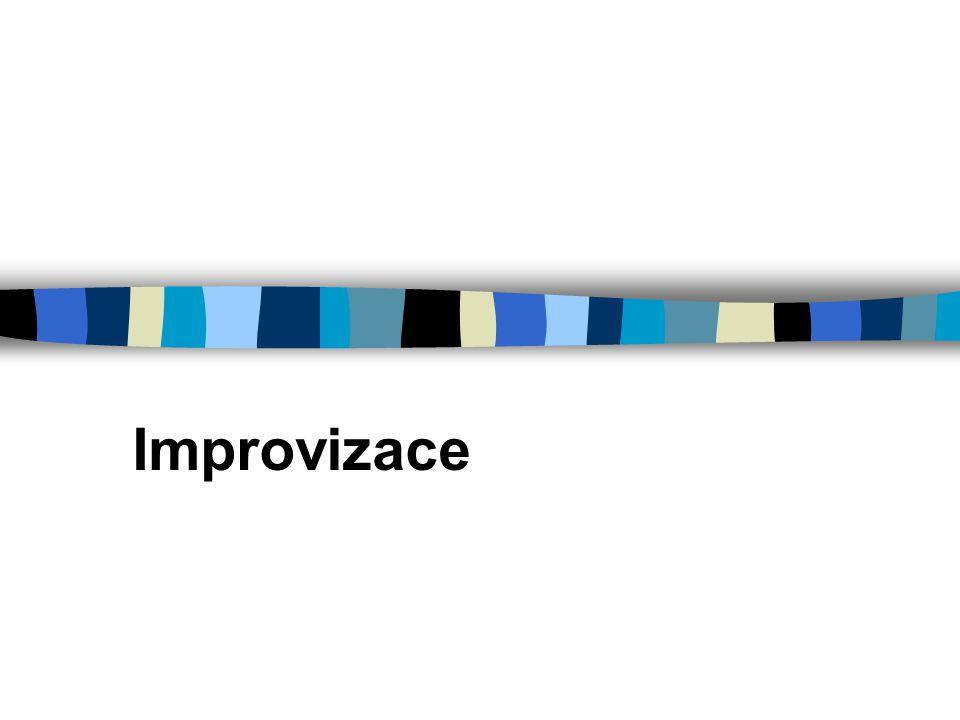 Improvizace